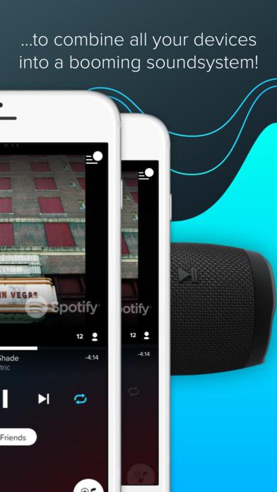 AmpMe - A Portable Social Party Music Speaker Screenshot