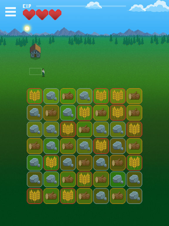 Super Gridland Screenshots