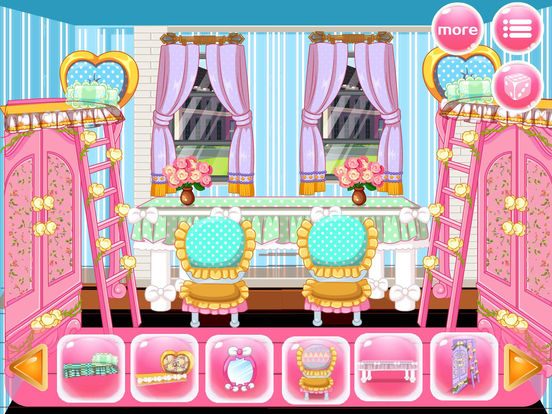 App shopper flower room design girl games games for Room design game app
