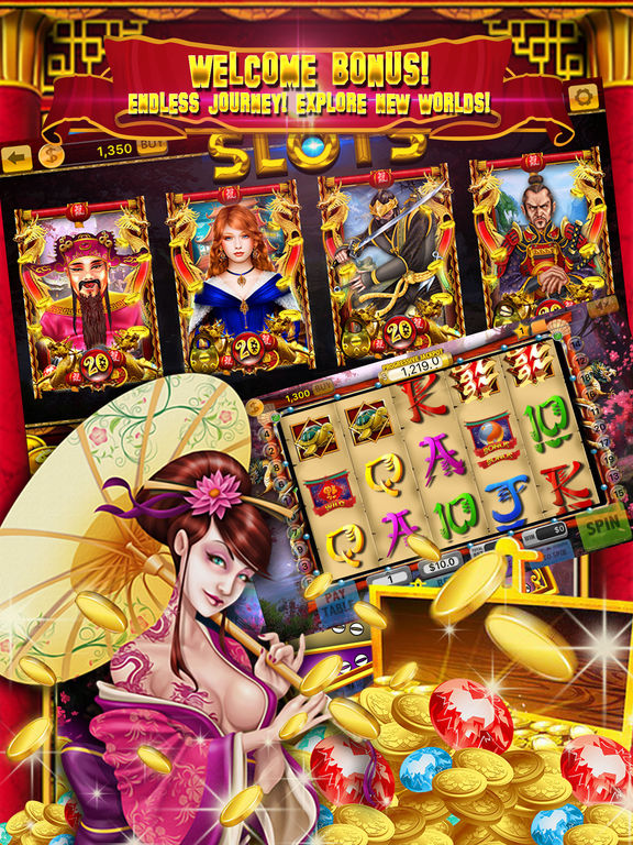 Ancient China Slot - Play Now for Free or Real Money
