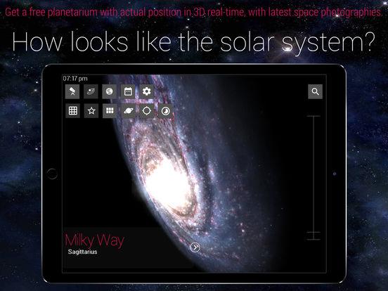 SkyORB iPad Screenshot 1