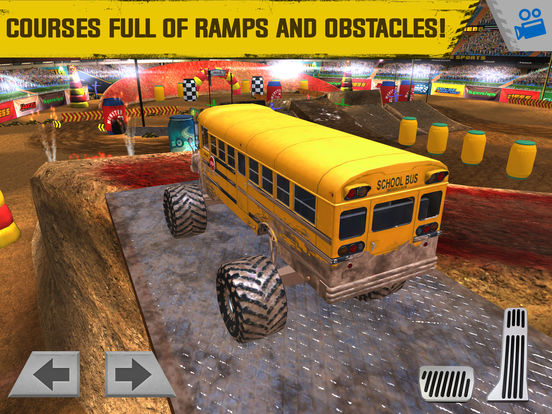 Monster Truck Arena Stunt Driver screenshot 10