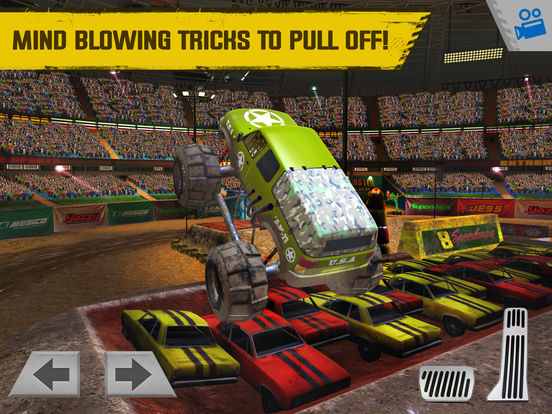 Monster Truck Arena Stunt Driver screenshot 6