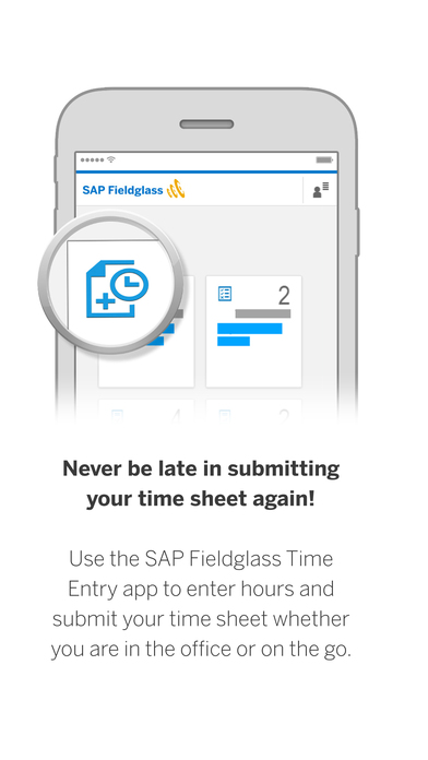 SAP Fieldglass Time Entry App Download - Android APK