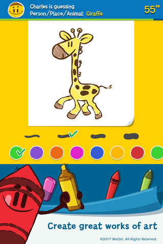 Pictionary™ screenshot 1