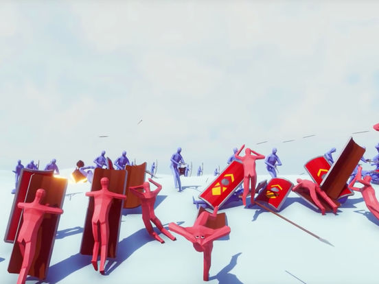 t.a.b.s - Multiplayer Battle* Simulator screenshot 8
