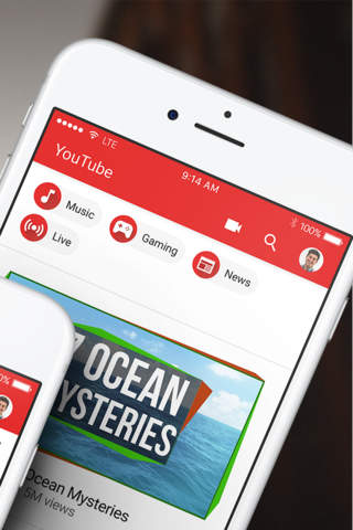 YouTube - Watch, Upload and Share Videos screenshot 2