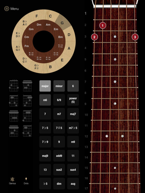 ChordBank: How to Play Guitar Chords on the App Store