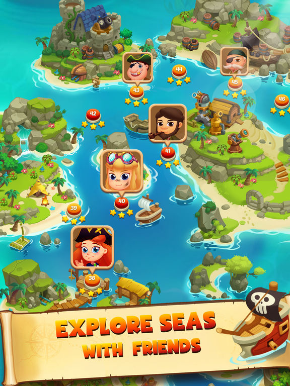Pocket Pirates screenshot 9
