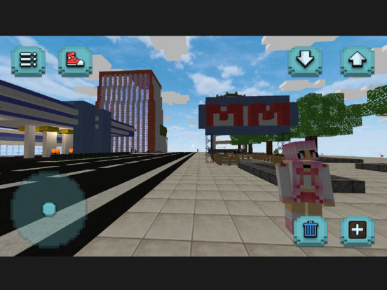 App shopper metro subway craft build ride games for Crafting and building app store
