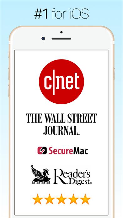 Screenshot #10 for Password Manager Data Vault - Safe, Secure, Wallet