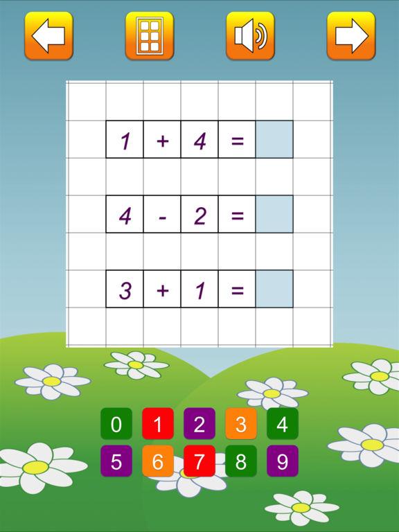 Математика для дошкольников Lite