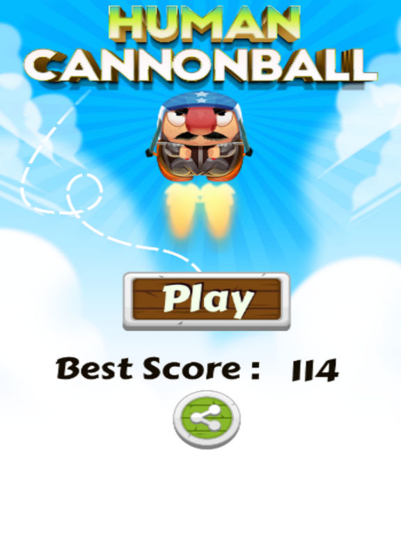 Super Human Cannonball screenshot 6