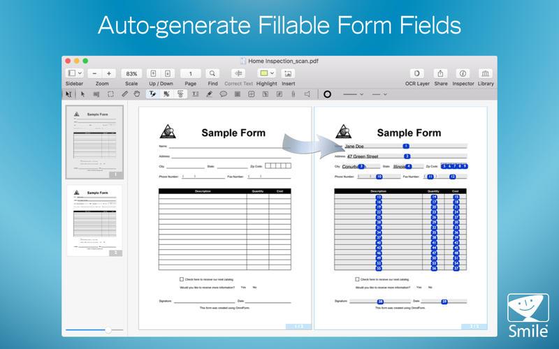 PDFpenPro 9 Screenshots