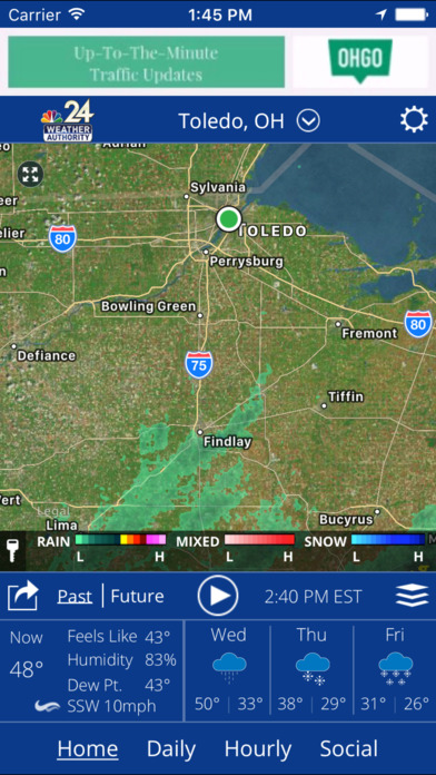 App Shopper Wnwo Nbc 24 Weather Authority Weather
