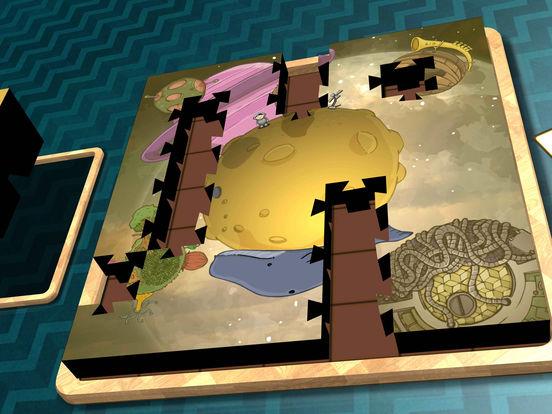 Jigsaw Solitaire Dreamtime screenshot 10