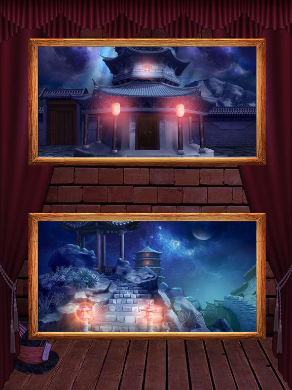 Игра Побег из Особняка 6 - поиск скрытых предметов