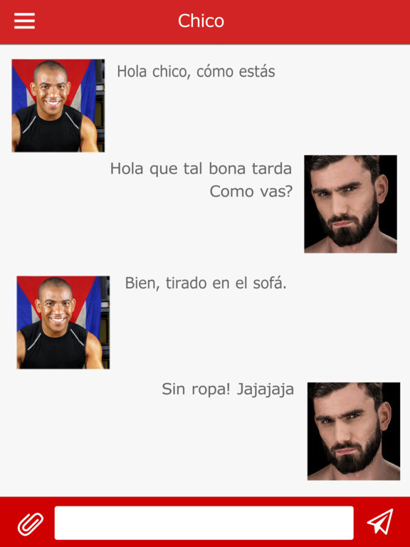 Gay chat made in spain on the app store for Chat gay gratis bcn