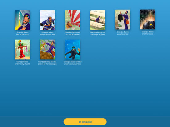 Screenshots of Love Science for iPad