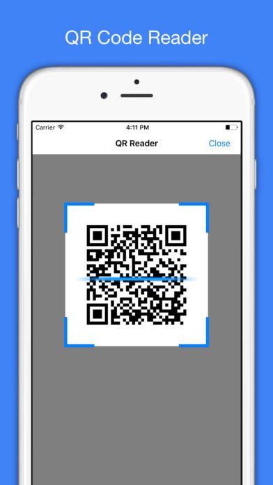 QR Reader - QR Code Scanner, Generator & Creator App Download - Android APK