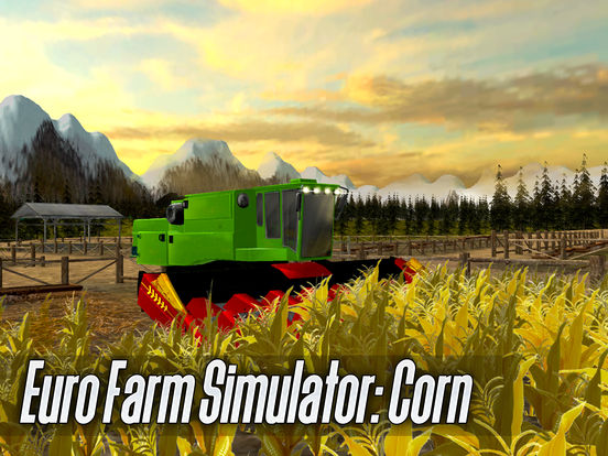 Euro Farm Simulator: Corn Full screenshot 5