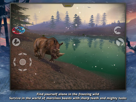 Carnivores: Ice Age iPad Screenshot 3