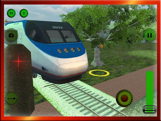 Euro Train Drive Simulator PRO screenshot 10