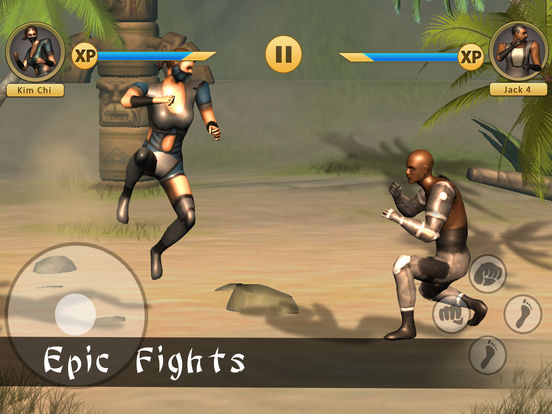 Kung Fu Revenge Fighting Full Screenshots