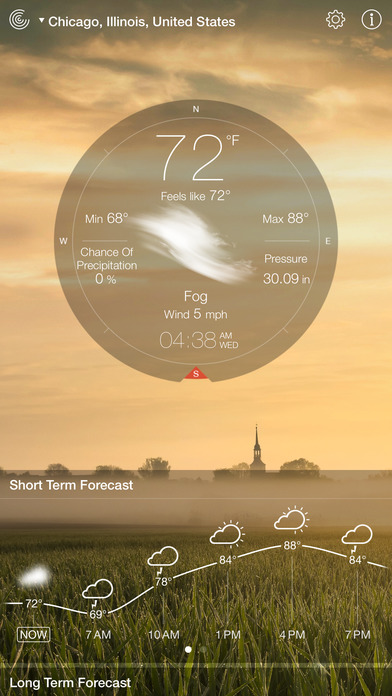 Screenshot #9 for Weather Live Free - Weather Forecast & Alerts