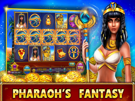 play online casino slots pharaoh s
