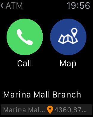 Mashreq UAE iPhone Screenshot 10