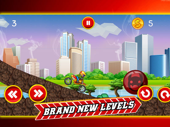 Trial Extreme Bike Racing screenshot 8