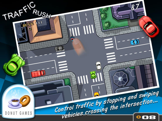 Traffic Rush Screenshots
