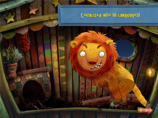 Nighty Night Circus - bedtime story for kids Screenshots