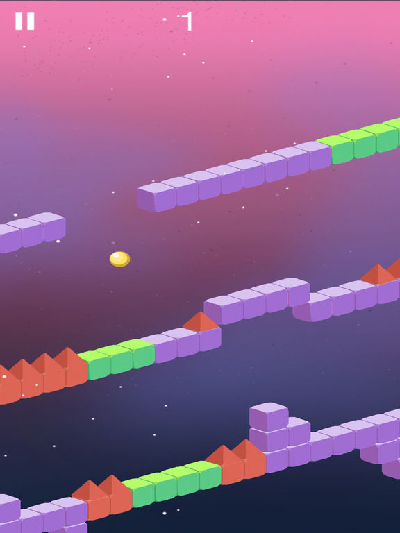 Bally Roll Cubic Adventure Dasher screenshot 4
