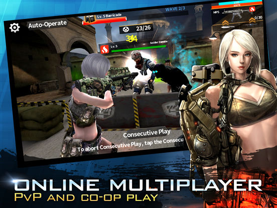 Fatal Raid Screenshots