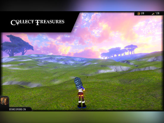 Quest - Treasure Adventure screenshot 6
