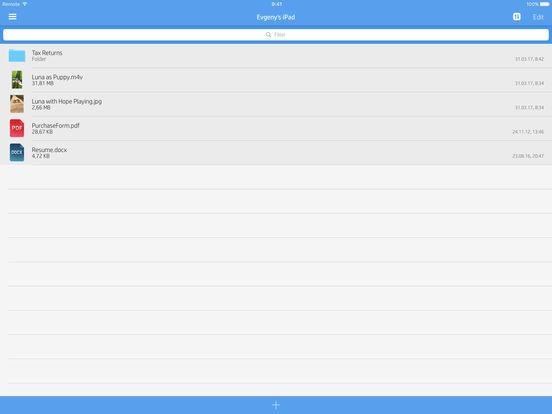 Браузер и виртуальный диск USB для Mac [Pro] Screenshot