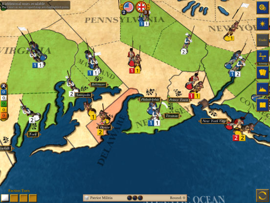 1775: Rebellion Screenshots