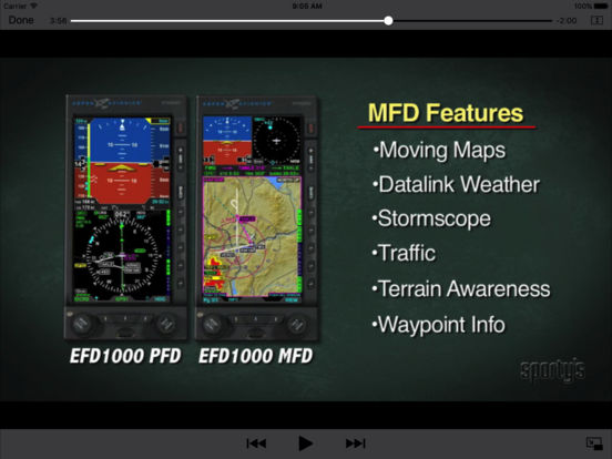 Flying the Aspen Evolution iPad Screenshot 4
