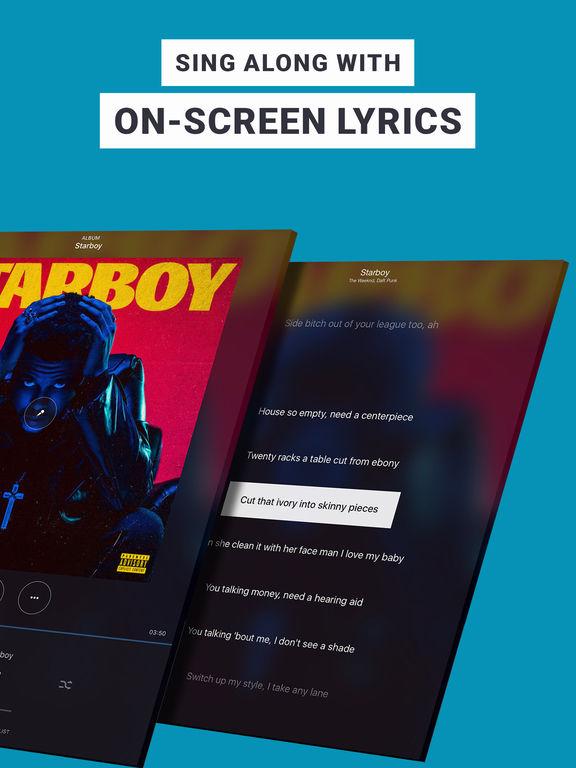 Deezer: Music Streaming, Songs, Albums & Artists Screenshots