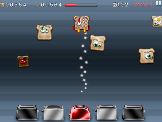Toast Shooter HD iPad Screenshot 1