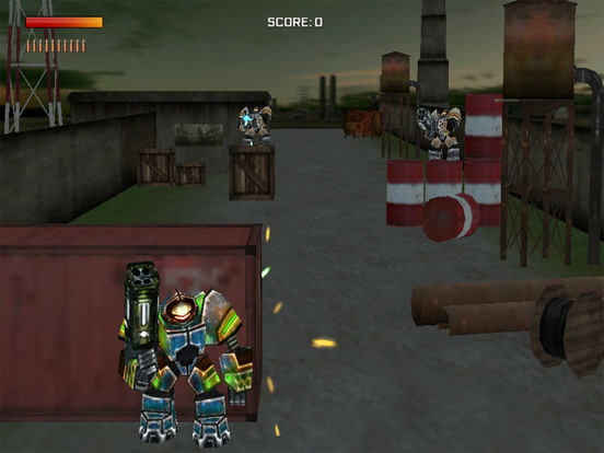 how to connect 2 ipads in war robots