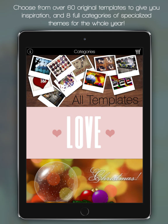 Collage Collection - Beautiful frames for you Screenshots