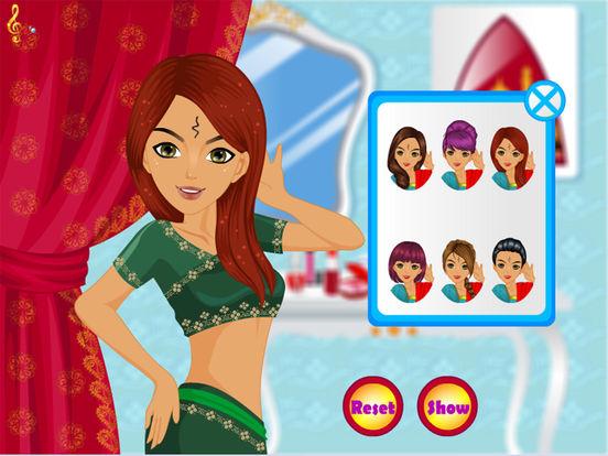 App Shopper Indian Princess Salon Fashion Dressup And