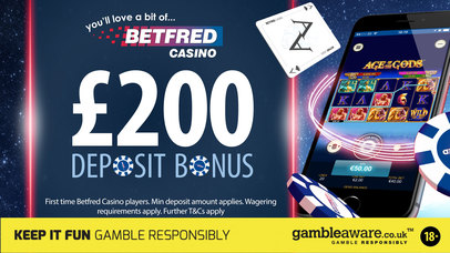 Screenshot 1 Betfred Casino — Roulette, Slots and Blackjack