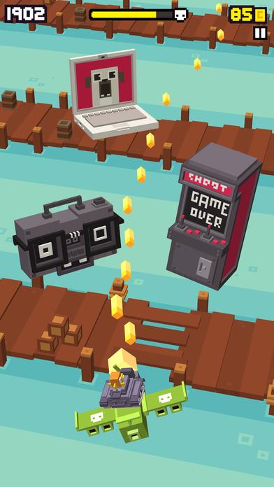 Shooty Skies - Endless Arcade Flyer Screenshot