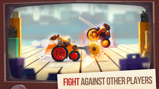 CATS: Crash Arena Turbo Stars Screenshots