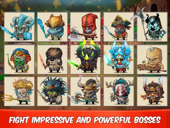 Tiny Gladiators screenshot 7