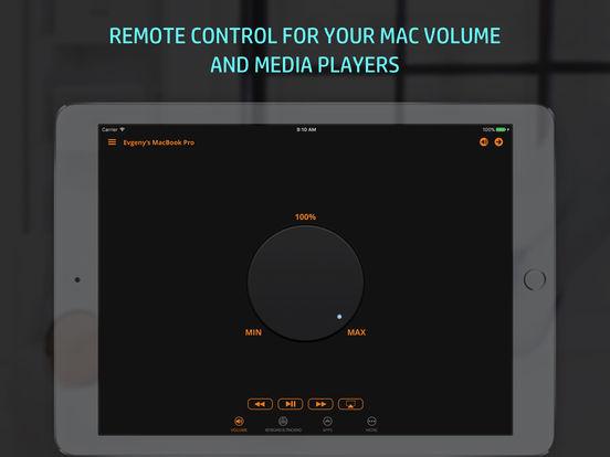Remote Control, Keyboard & Trackpad for Mac [PRO]. Скрин 1